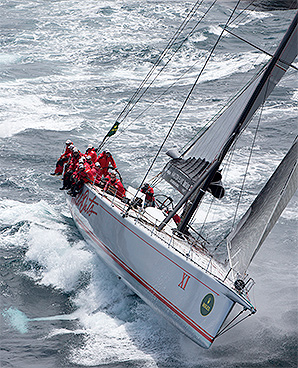 Wild Oats XI broke its own record time in winning the annual Sydney to Hobart yacht race.