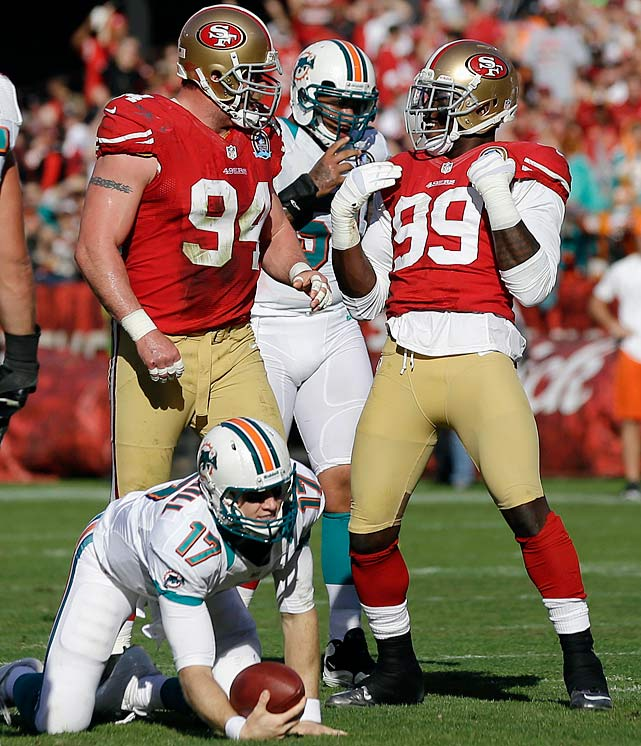 The D-linemen must tie up blockers to leave one of the league's best corps of linebackers free to make plays.