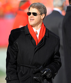Clark Hunt plans to have the next head coach of the Kansas City Chiefs report directly to him, not through the general manager.