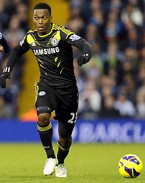 Daniel Sturridge had been with Chelsea since 2009.