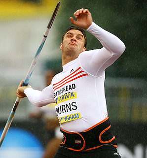 British javelin thrower and coach cannot compete again until May 19, 2016.