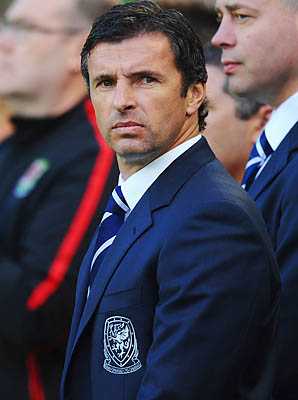 Former Wales manager Gary Speed was found hanged at his home in November 2011.
