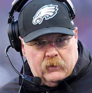 If he were to join the Chiefs, Andy Reid would have the benefit of the No. 1 overall pick in this year's draft.