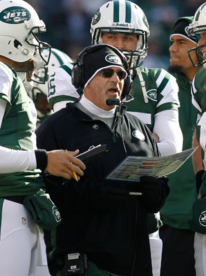 The Jets' offense finished 30th under Tony Sparano this season.