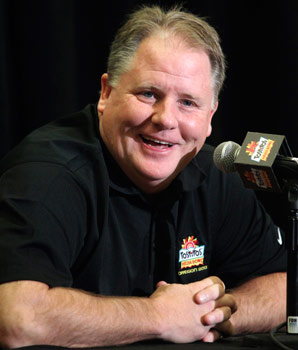The Bills will interview Chip Kelly after sitting down with Ken Whisenhunt and Ray Horton.