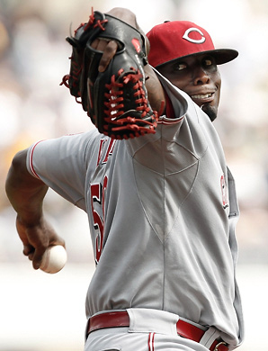 Dontrelle Willis last pitched in the majors in 2011, going 1-5 with a 5.00 ERA for the Reds.