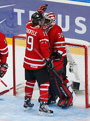 Canada missed the medal stand largely due to its subpar defense vs. Russia.