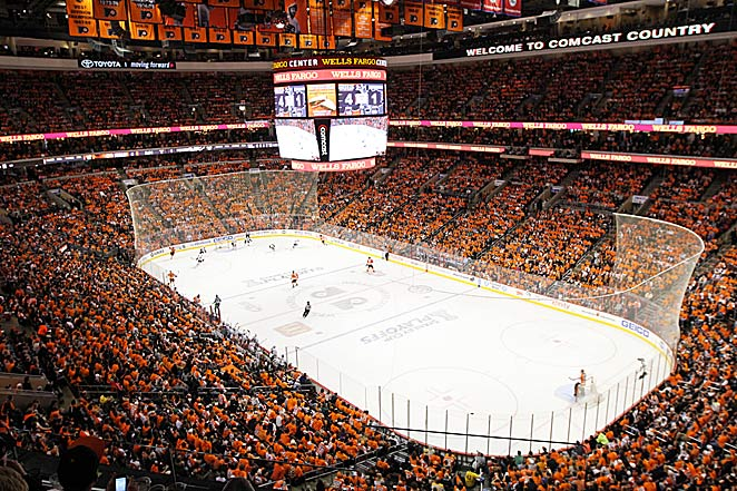 With talk of boycotts in the air, the Flyers will be relieved if their arena is full for their home-opener.