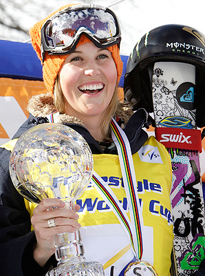 Freestyle skiing star Sarah Burke was seriously injured in a crash on Jan. 10, 2012, and died shortly after.