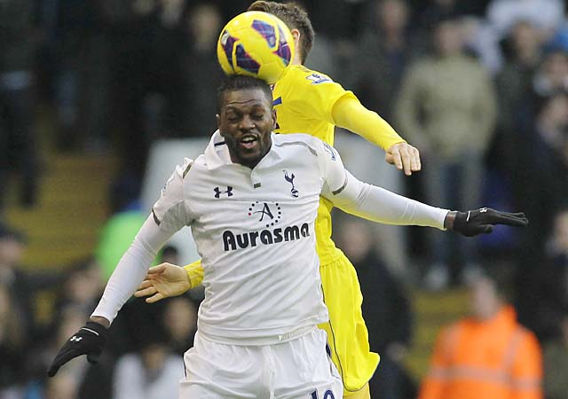Togo hopes Emmanuel Adebayor can lead it out of the first round for the first time.