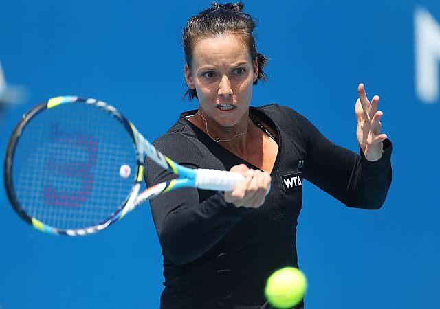 Jarmila Gajdosova has tumbled out of the top 150 in the WTA rankings.