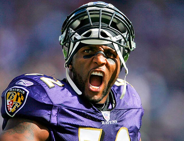 Retirement near and his image rehabilitation seemingly complete, Ray Lewis remains most compelling for the pure intensity that he brought to the field. S.L. Price discusses the enigmatic and entertaining career of the NFL's most visible and vocal linebacker. <italics>(Check out SI's web version of the magazine.)</italics>