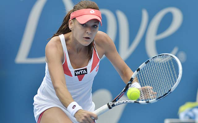 Agnieszka Radwanska's success has helped Poland land a WTA event.