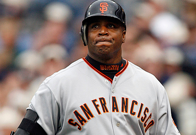 Barry Bonds, baseball's all-time home run leader, received just 36.2 percent of the votes Wednesday.