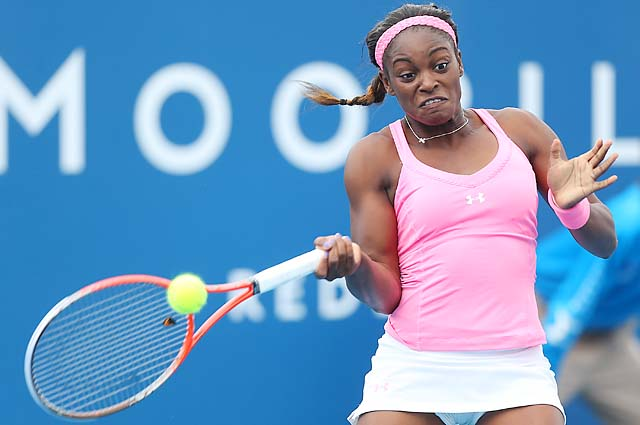 Sloane Stephens will go into the Australian Open as a seed for the first time.
