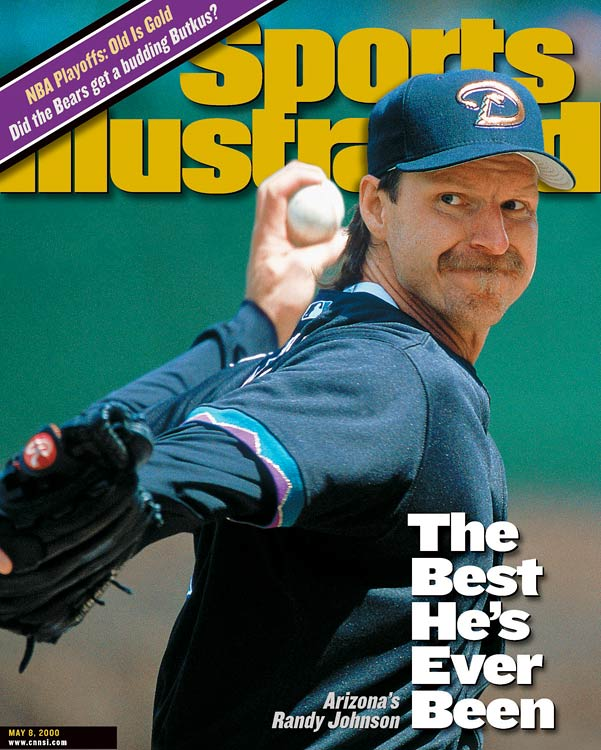 The most recent, and perhaps last member of the 300-win club, Randy Johnson epitomized all things dominant and intimidating on the mound. He won 20 or more games three times, won five Cy Youngs and struck out 4,875 batters, second-most all-time.