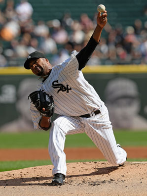 Francisco Liriano spent last season with the Twins and White Sox.