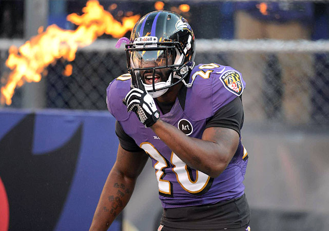 The age questions will be there -- Ed Reed is 34 -- but the veteran Baltimore Ravens strong safety hasn't missed a game since 2010 and had four interceptions and three fumble recoveries this season. Reed has never played for any team other than the Ravens in his career.