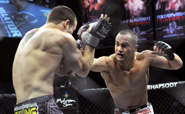Eddie Alvarez could be on the Jon Jones-Chael Sonnen card if a judge clears the way.