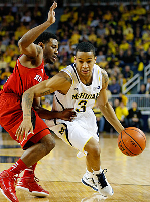 Trey Burke and Michigan are the last unbeaten team in the country.