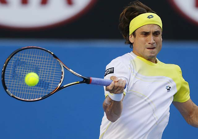 No. 4 David Ferrer faces American Tim Smyczek in the second round.