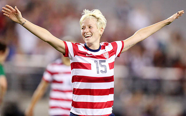 Megan Rapinoe made her USWNT in 2006, starred in the 2011 World Cup and won Olympic gold.