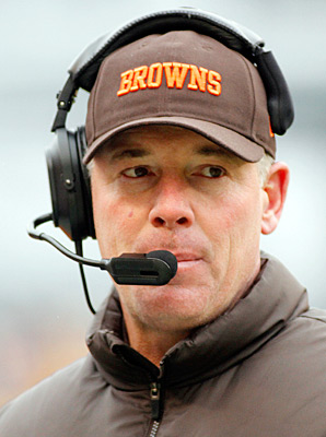 Pat Shurmur was fired after two season with the Browns.