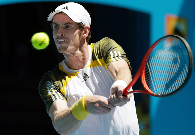 Andy Murray hopes to become the first man to follow his first Grand Slam title with another major win.