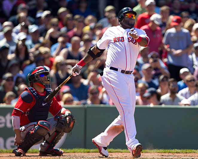 The Red Sox may have to play crucial late-season games this season without David Ortiz's bat in the lineup.