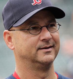 Terry Francona managed the Red Sox from 2004-11 and is now the manager of the Indians.