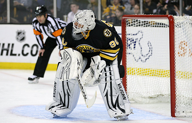 It's Tuukka time in Boston as Rask takes over in net for Tim Thomas, who has gone on sabbatical.