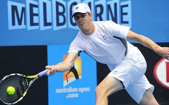 Querrey, the only seeded U.S. man, advanced to a third-round date with No. 15 Stanislas Wawrinka.