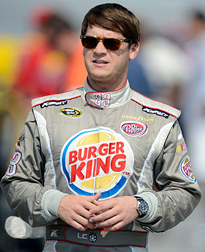 Landon Cassill will be replaced by David Reutimann in the No. 83 car.