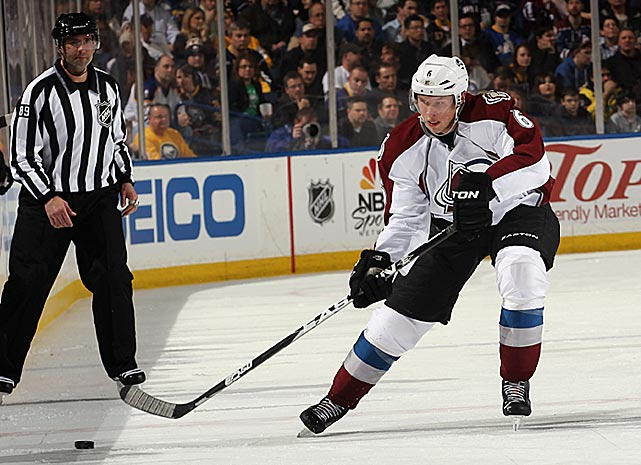 The first overall draft pick (by St. Louis) in 2006 has yet to live up to that lofty status, but the Avalanche believe he can do it and they awarded the big, swift-skating defenseman a four-year, $15 million deal last July. He's now Colorado's highest-paid blueliner and he's still only 24, a key piece of the team's young, promising core. Johnson's just been promising longer than the rest. Will this be the year he delivers?