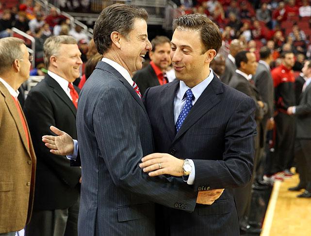 Dec. 19, 2012: Louisville 79, FIU 55 <bold>Rick 1, Richard 0</bold>