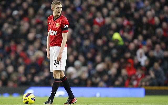 Darren Fletcher leaves a Manchester United club that's in first place in the Premier League?