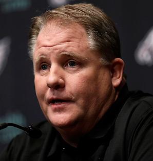 Chip Kelly was 46-7 in four seasons as Oregon's head coach.