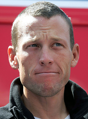 Lance Armstrong said he stopped doping in 2005 and denied he doped during the 2009 and 2010 Tour de Frances.