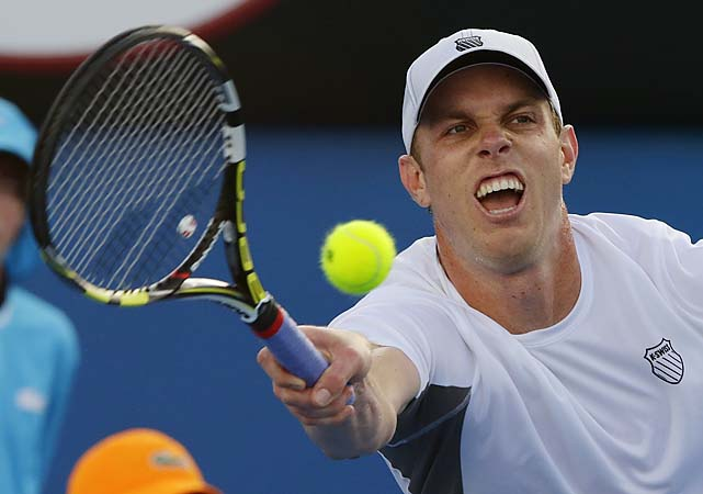 Sam Querrey hasn't made it to the fourth round of a major since 2010.