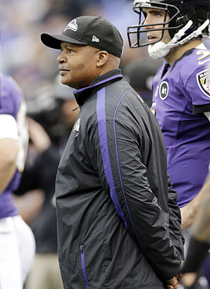 Despite leading a Ravens offense that has reached the AFC title game, Jim Caldwell did not get an interview for a head coaching job.