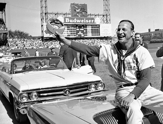 Even after leaving the game in 1963, Stan Musial maintained the values that made him so beloved.