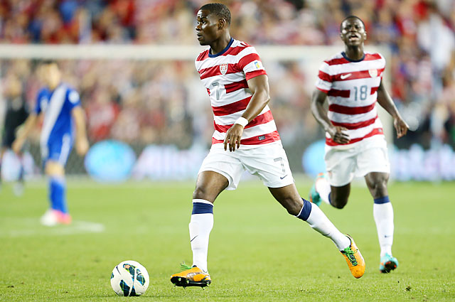 Maurice Edu's place on the national team is not secure due to his recent lack of club playing time.