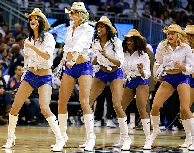 Jan. 18, 2013 Charlotte Bobcats at Orlando Magic