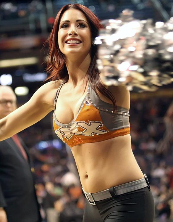 Jan. 14, 2013 Oklahoma City Thunder v Phoenix Suns