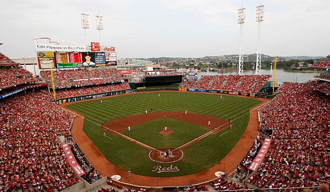 Cincinnati has not hosted the Midsummer Classic since 1988.