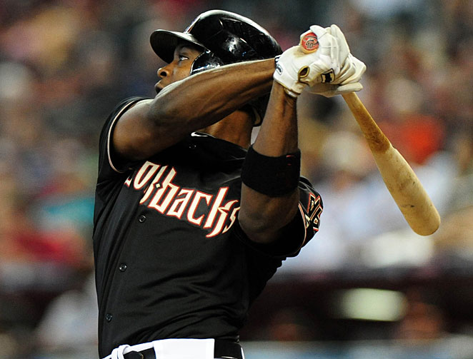 Justin Upton had a down year in 2012 but he's still just 25 and is a two-time All-Star.