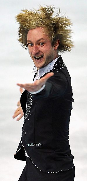 Evgeni Plushenko is looking to become the first figure skater to win a medal in four different Olympic games.