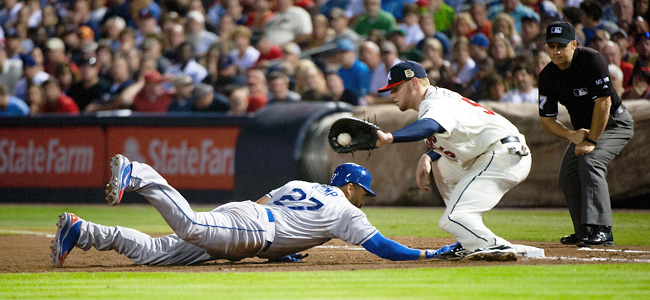 The old fake-to-third, throw-to-first pickoff move now will be considered a balk beginning this season.