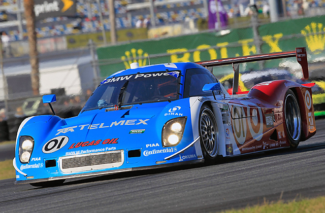 Scott Pruett helped Chip Ganassi Racing win the Rolex 24 at Daytona.