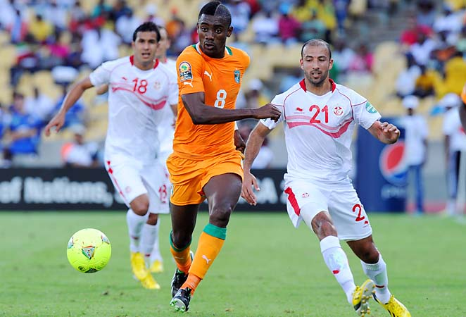 Salomon Kalou and Ivory Coast have clinched a spot in the knockout round with one group game left.